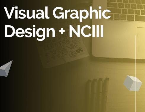 Visual Graphic Design+ NCIII