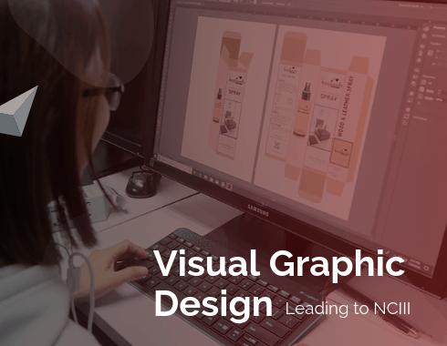 Visual Graphic Design Tile